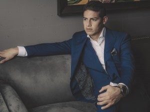 One-On-One With Colombian Soccer Star & Hublot's Latest Friend Of The Brand, James Rodríguez
