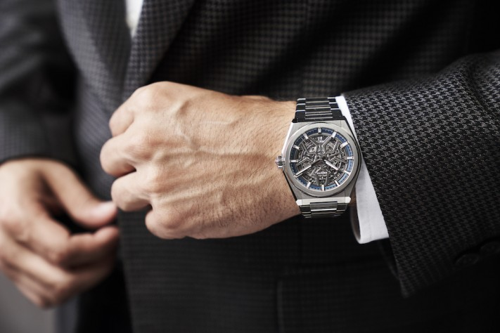 Luxury Swiss Watchmaker ZENITH Debuts Defy Classic Collection In Stores Worldwide
