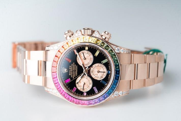gem-set watches