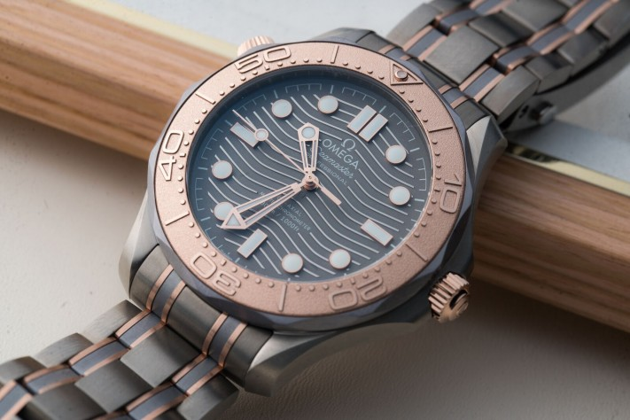 Watch of the Week: Omega Seamaster Diver 300M