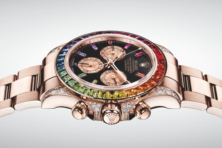 When More Is More: A Spectrum Of Rainbow Watches