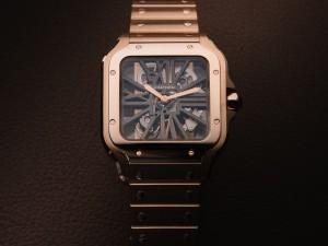 Watch of the Week: Santos de Cartier Skeleton