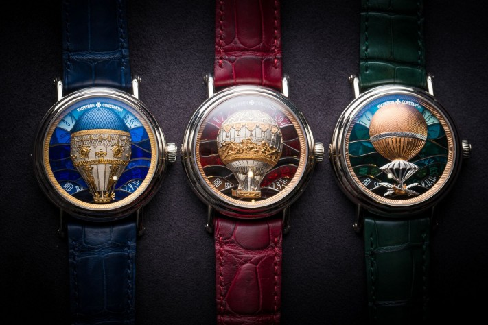 Watch of the Week: Vacheron Constantin Métiers d'Art Les Aérostiers