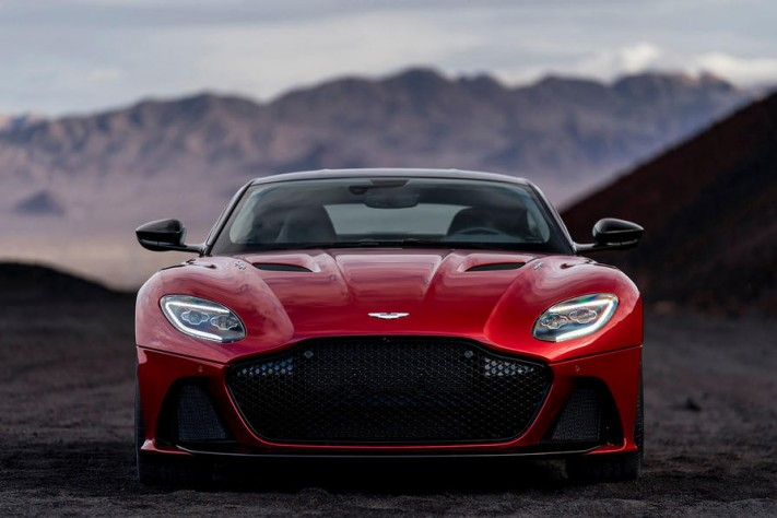 Aston Martin DBS Superleggera: Brutal Force And Bewitching Design