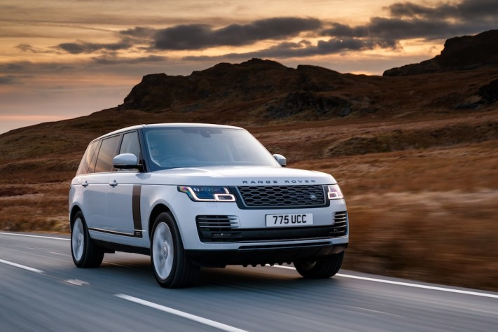 Land Rover Launches 2019 Range Rover Model With Plug-In Hybrid Electric Powertrain