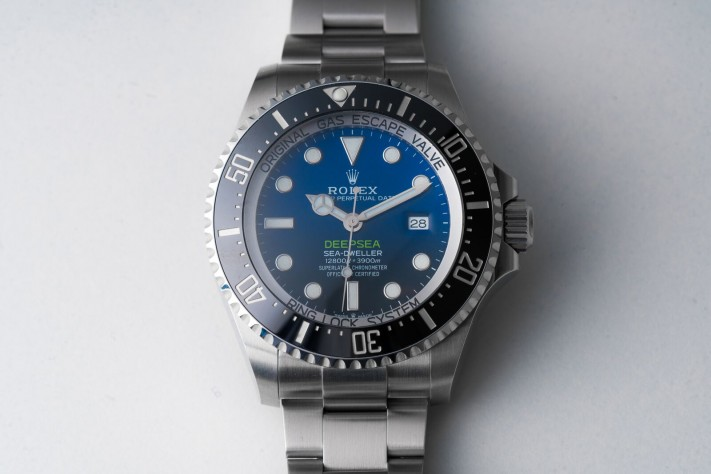Watch of the Week: Rolex Deepsea