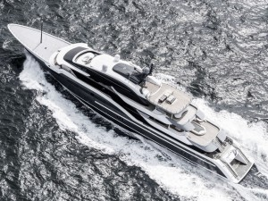 Oceanco and DeBasto Designs' Y717 Project Shark: A 90m Homage to Nature