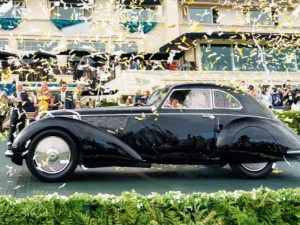 Alfa Romeo 8C 2900B Named Best Of Show At 68th Pebble Beach Concours D'Elegance + Complete List Of Show Winners