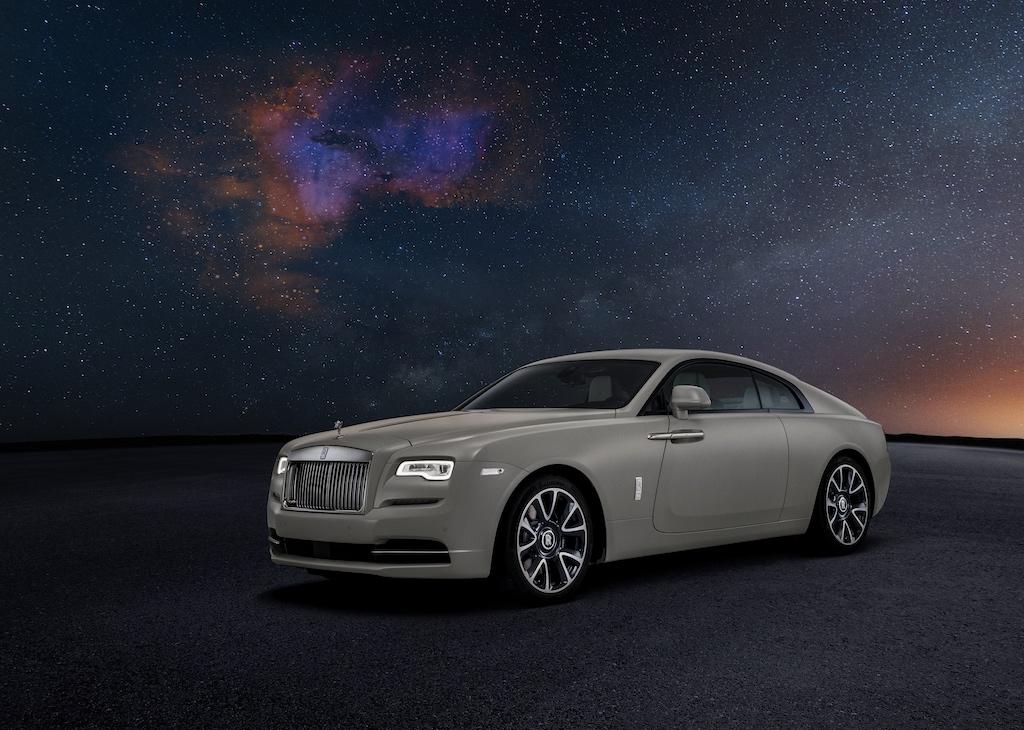 The Rolls Royce Cullinan S Us Debut At Monterey Car Week