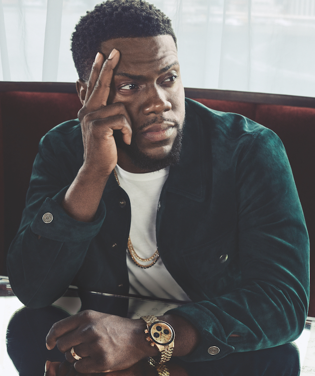 (Trying To) Keep Up With Kevin Hart: The Comedic Superstar Has A Lot On His Plate But He's Still Hungry For More