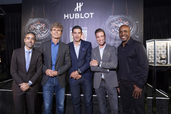 Hublot Launches Big Bang Unico Best Buddies Limited Edition With The Nonprofit Organization In San Francisco
