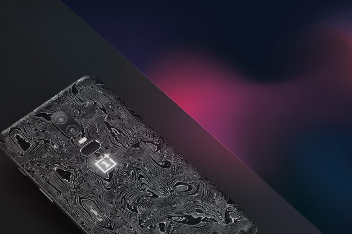 Hadoro Paris Makes Luxury Even More Luxurious With Special Carbon Fiber OnePlus 6 Smartphone Creation