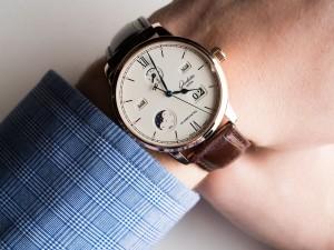 Haute Complication: Glashütte Original Senator Excellence Perpetual Calendar