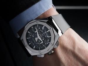 Watch of the Week: Hublot Classic Fusion Aerofusion Chronograph Orlinski Titanium