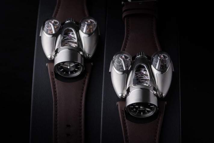 The New MB&F HM9: Pushing The Envelope To The Next Level (Again)