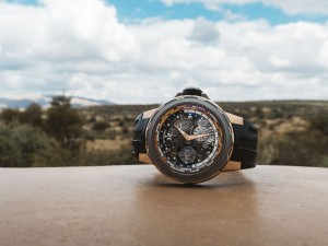 On Safari In Namibia With The Richard Mille RM 58-01 Tourbillon World Timer Jean Todt