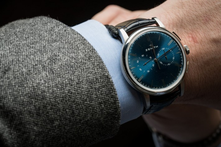 Watch of the Week: Zenith Elite Chronograph Classic