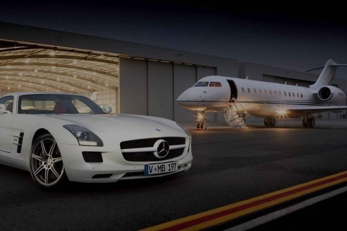 Mercedes-Benz and Lufthansa Unveil Luxury Private Jet Cabin Interior