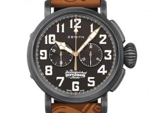 Luxury Watch Manufacturer Zenith Supports 2018 Distinguished Gentlemen's Ride To Raise Money For The November Foundation