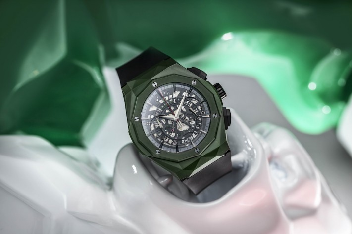 Hublot & Richard Orlinski Join Forces Again To Launch Classic Fusion Aerofusion Chronograph Orlinski México