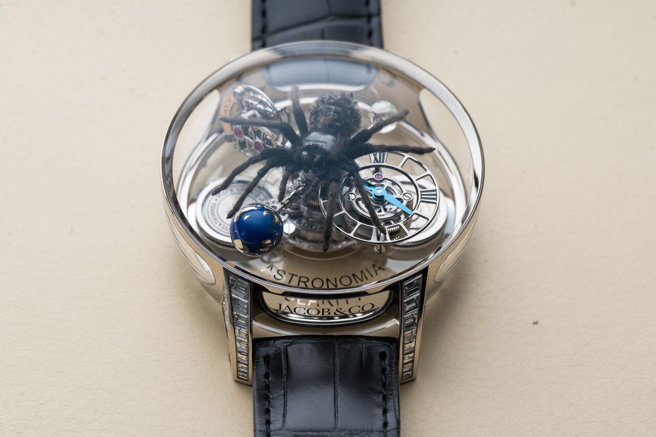 Jacob & Co Astronomia Spider