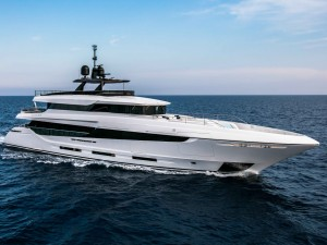 Namastè by Mangusta Makes U.S. Boat Show Debut