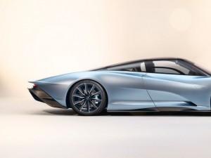 McLaren Unveils The Ultimate McLaren Speedtail Series