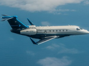 A Look At Embraer's New Praetor Luxury Private Jet Series