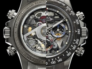 Artisans de Geneve And Juan Pablo Montoya Take On A Legendary Chronograph