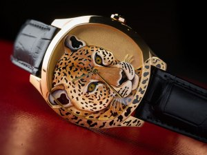 Four Animal Inspired Watches