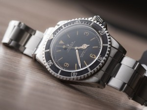 """Throwback Thursday: Rolex Submariner """"Meters first"""""""