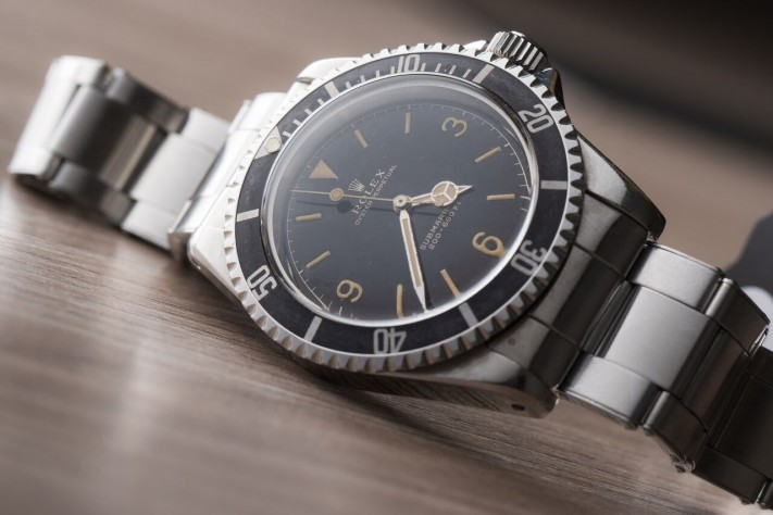 "Throwback Thursday: Rolex Submariner ""Meters first"""