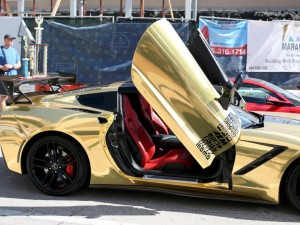 Auto Enthusiasts Attended The Inaugural Exotics on Las Olas Event