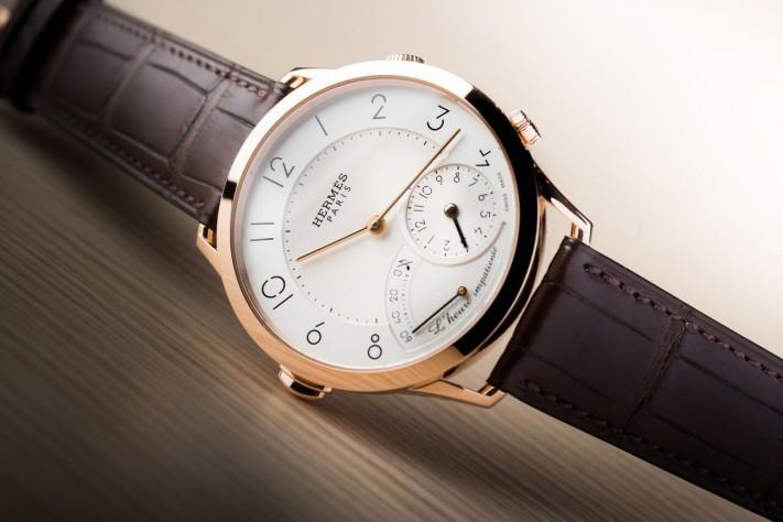 Watch of the Week: Hermes Slim d'Hermes L'Heure Impatiente