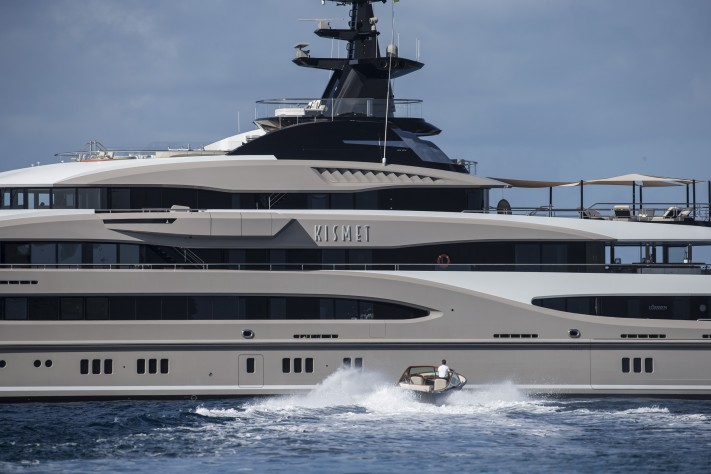 The Big Reveal: A Look at Moran Yacht and Ships' 95m Kismet