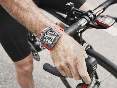New Year, New Chances; Four Sports Watches That Inspire You To Reach Your Goals