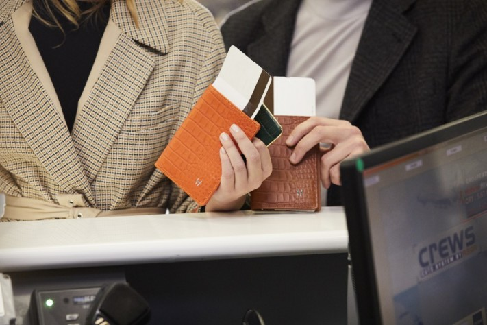 Hadoro Paris Releases Passport Cover Powered by Chipolo™