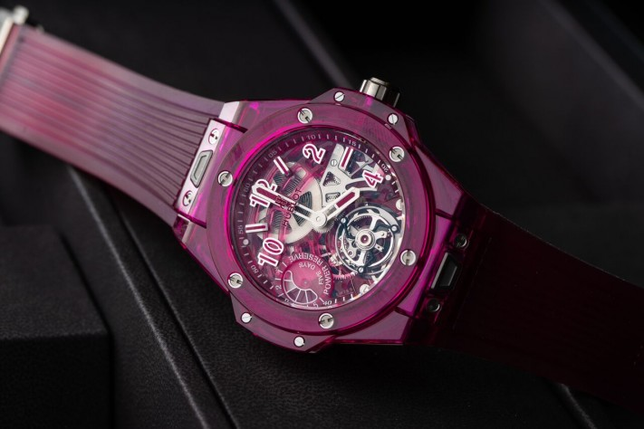 Hublot Gives Very Tasty Appetizer For Baselworld 2019