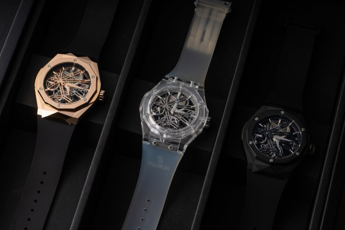 Hublot Introduces Stunning Classic Fusion Tourbillon Orlinski