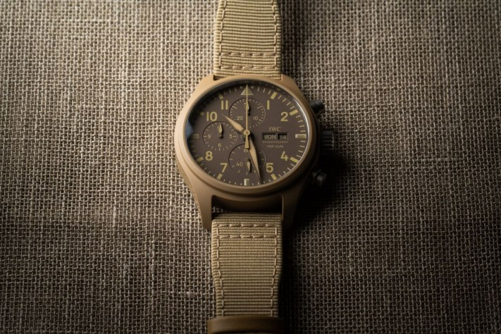 From Sand to Khaki: Military Colored Watches