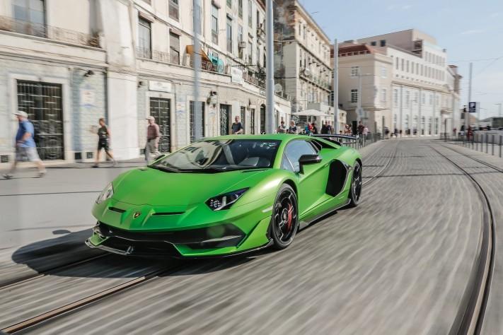 Lamborghini SJV