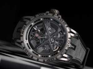 Full Throttle With The Roger Dubuis Excalibur Huracan