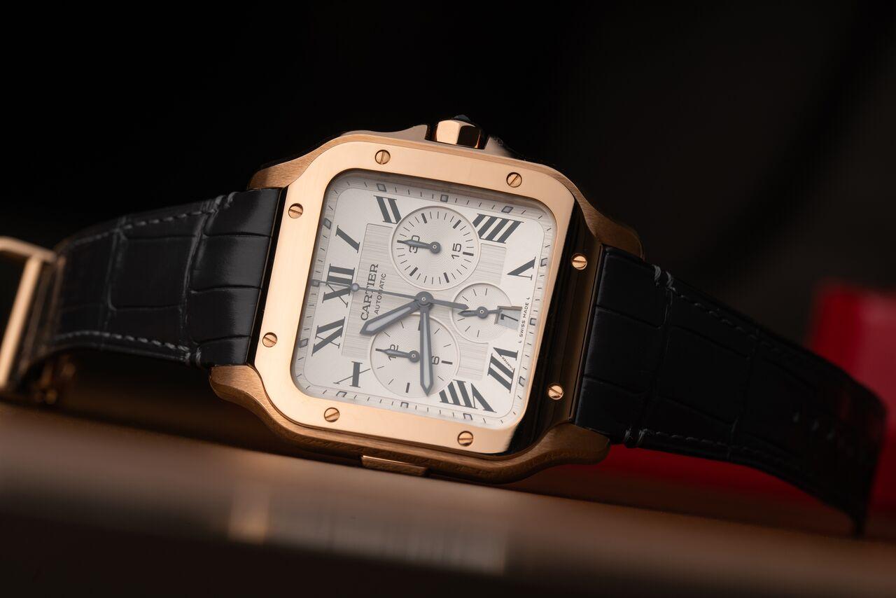Santos de Cartier Chronograph