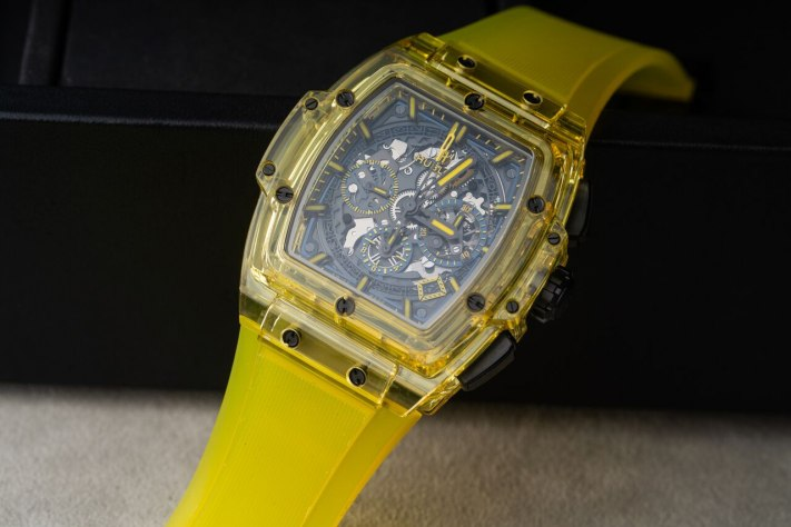 Watch of the Week: Hublot Spirit Of Big Bang Yellow Sapphire