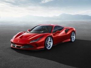 The Latest Gift To the World From the Magicians of Maranello