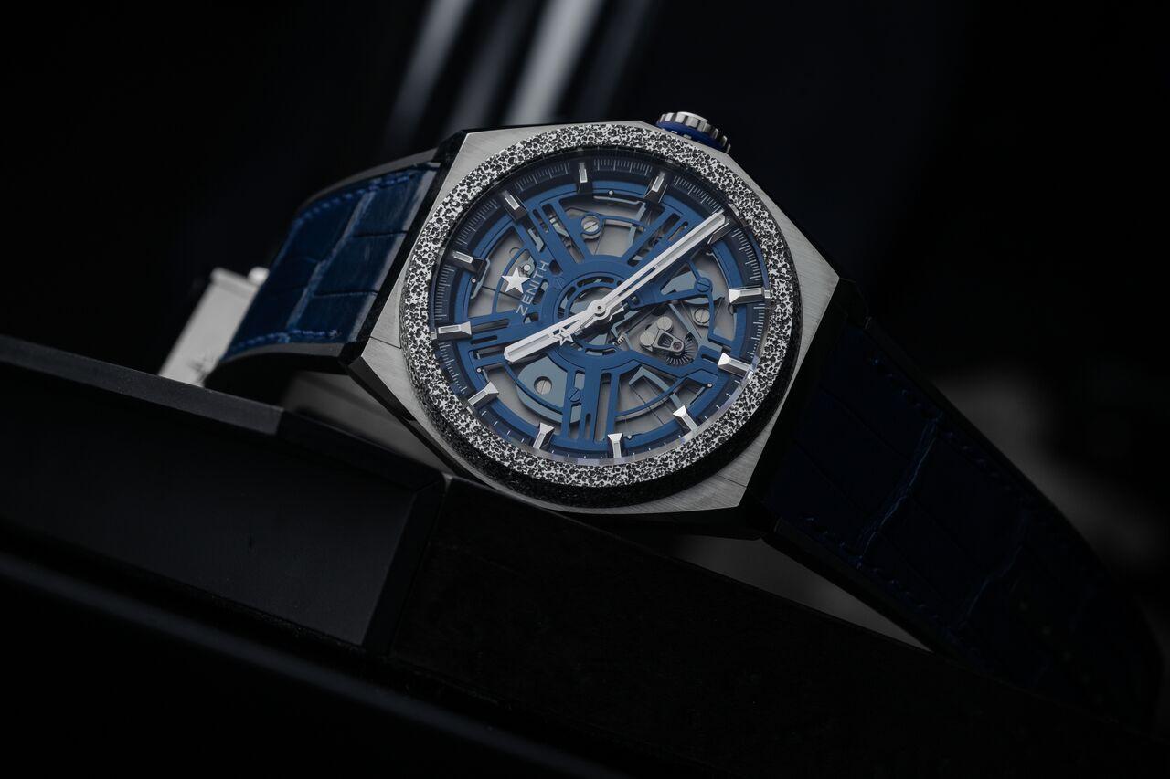 titanium watches: Zenith Defy Inventor
