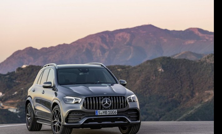 The new Mercedes-AMG GLE 53