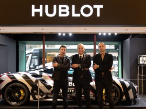 Hublot Launches Experiential & Iconic Exhibition At Harrods To Celebrate Its 2019 Partnerships
