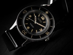 Pure Pedigree: Blancpain Fifty Fathoms