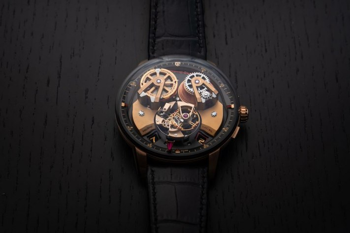 Haute Complication: Christophe Claret Angelico